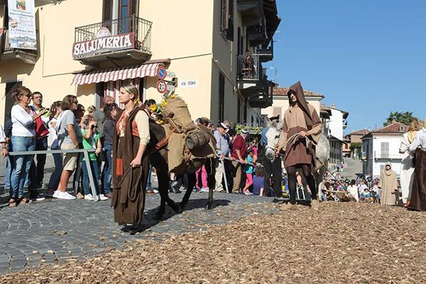 Feste in piazza con L'Asino Maestro